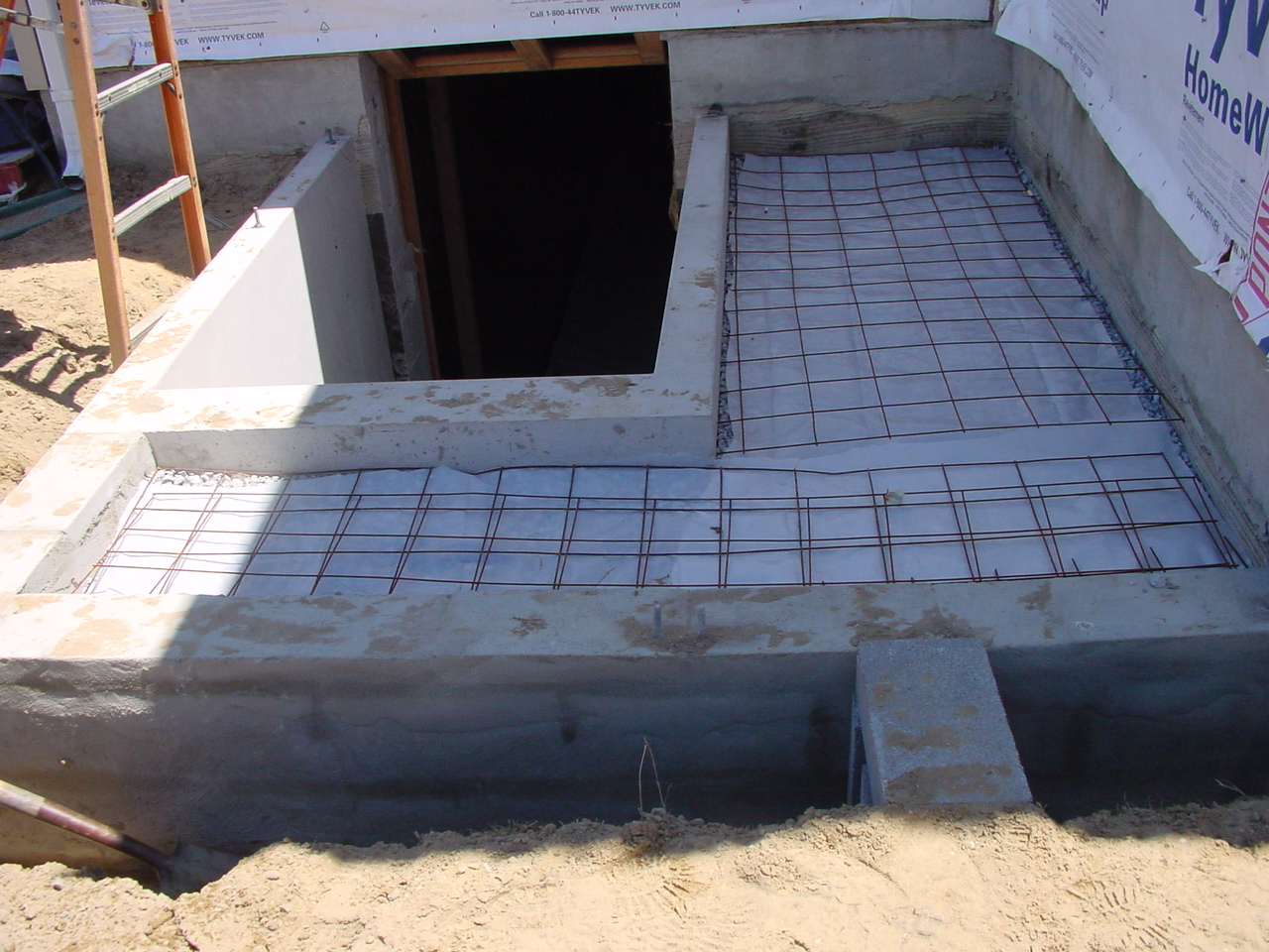 Finished Basement With Egress Door The Basic Basement Co