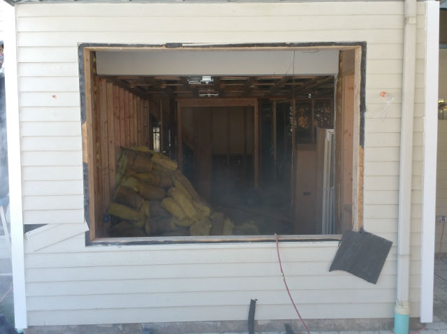 Basement Casement Windows : Finished basement with egress windows the basic co