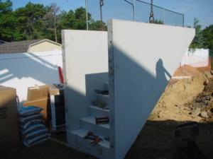 The Basic Basement Co._finished basement with egress door_NJ_June 2012