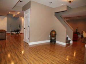 The Basic Basement Co._finished basement with bar_NJ_June 2012