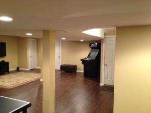 The Basic Basement Co._finished basement_Asbury-NJ_March 2014