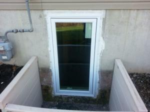 The Basic Basement Co._finished basement with egress window_NJ_ November 2012