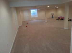 The Basic Basement Co._finished basement with Egress Window_NJ_ December 2012