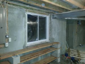 The Basic Basement Co._finished basement with egress window_Princeton-NJ_August 2014