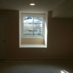 The Basic Basement Co._finished basement with egress window_Princeton-NJ_August 2014