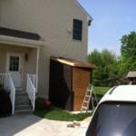 The Basic Basement Co._finished basement with egress door_Linwood-NJ_August 2014
