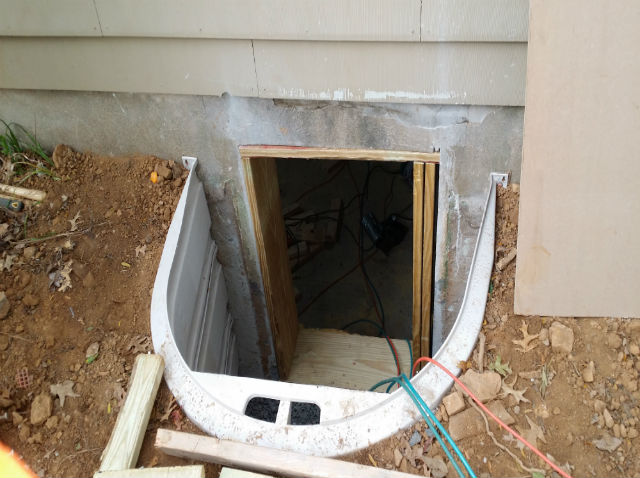 The Basic Basement Co._finished basement with egress window_Robbinsville-NJ_August 2014