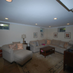The Basic Basement Co._finished basement with full bathroom_ Ho Ho Kus -NJ_October 2014