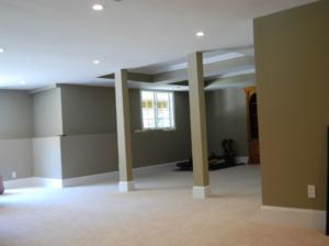 The Basic Basement Co._finished basement_Chester-NJ_June 2014