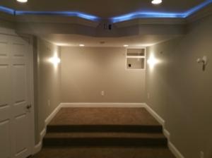 The Basic Basement Co._finished basement with kitchen-bar_Plainsboro-NJ_May 2015