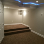 The Basic Basement Co._finished basement with kitchen-bar_Plainsboro-NJ_May 2015