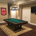 The Basic Basement Co._finished basement with bar and home theater_Watchung-NJ_December 2016
