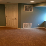 The Basic Basement Co._finished basement with full bath_Pitman-NJ_January 2016
