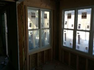 The Basic Basement Co._finished basement with casement window installation_Skillman-NJ_February 2016