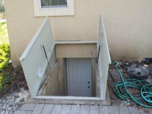 The Basic Basement Co._finished basement with egress – bilco door_Princeton-NJ_August 2014