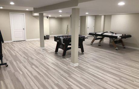 finished basements  nj  easterm pa