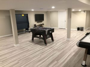 The-Basic-Basement-Co.-Finished-Basement-With-Home-Fitness-Center-and-Game-Room - Manalapan-NJ-January-2020
