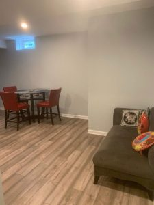 The Basic Basement Co. - Finished Basement With Full Bathroom - Somerset, New Jersey - May 2021