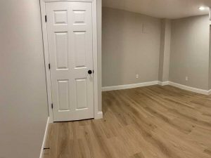 The Basic Basement Co. - Finished Basement With a Half Bathroom - Berkley Heights, New Jersey - August 2021